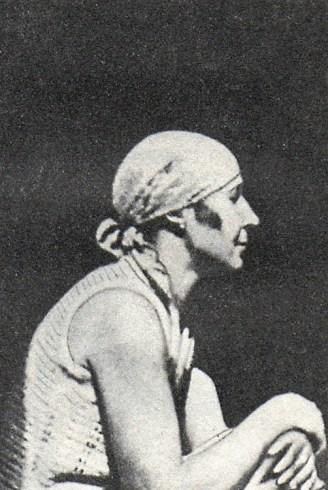 Марина Ивановна Цветаева. Франция, 1932 год