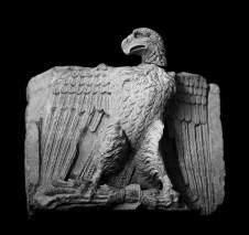 Рельеф с изображением орла (I в. н. э., Петра, Иордания) (Cincinnati Art Museum)