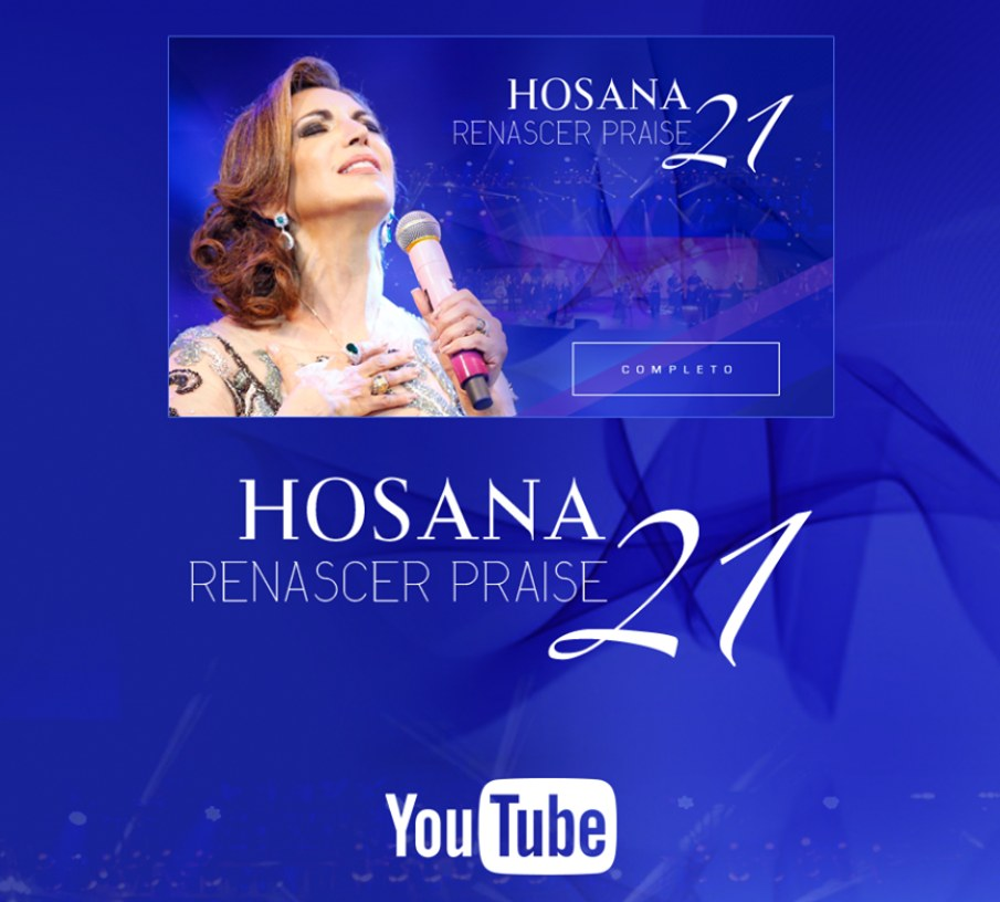 hosana renascer praise playback