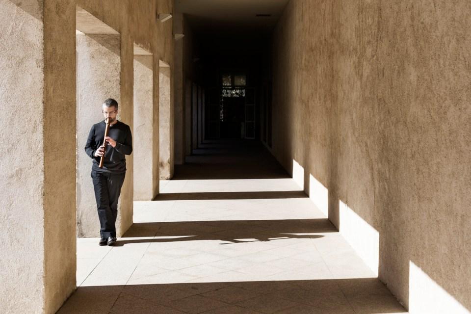 Vicente Parrilla — Foto: Oscar Romero