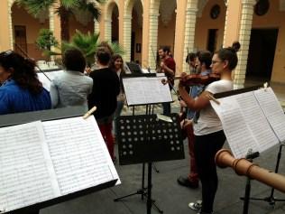 Orquesta Barroca del Conservatorio Superior de Sevilla