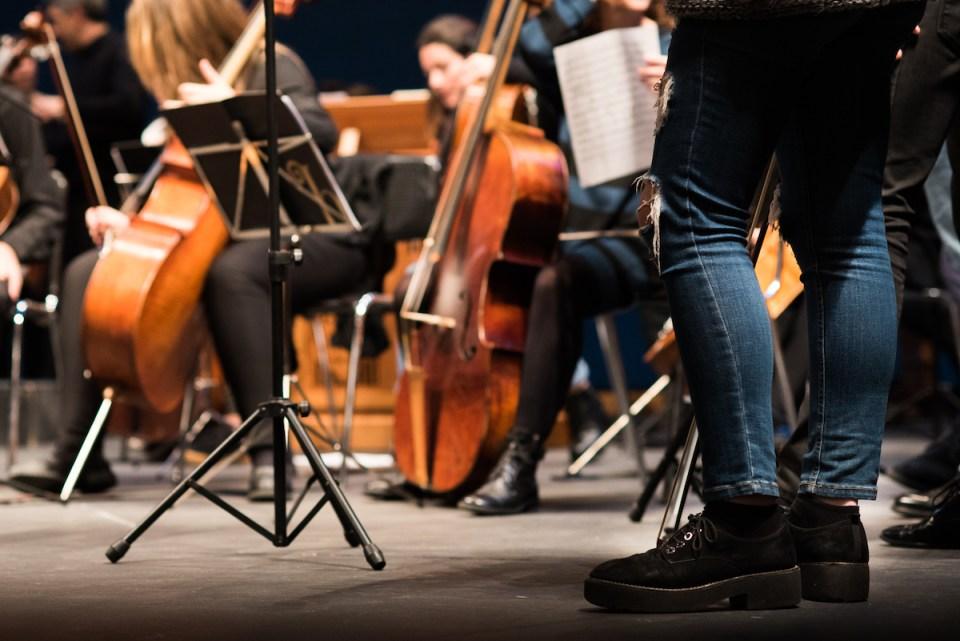 Orquesta Barroca del Conservatorio - foto Luis Ollero