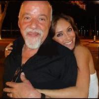 Anahí desmiente que escritor Paulo Coelho sea su pretendiente