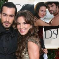 Rumores insisten en posible separación entre Kate del Castillo y Aarón Díaz, se comenta que ella podría tener algo con actor Iván Sánchez