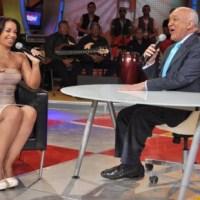 Bailarina Betty Gerónico dice no seguirá trabajando en programa Divertido con Jochy Sántos, tras su boda se dedicará a labores sociales