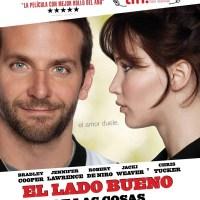 Silver Linings Playbook llega a cines de Rep. Dom., buena comedia romántica con destacado elenco