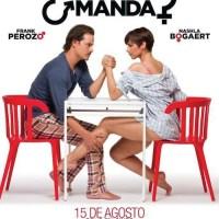 Quien Manda? es nueva película dominicana, es protagonizada por Frank Perozo y Nashla Bogaert