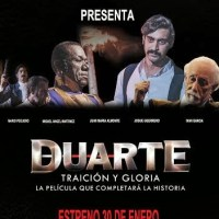 De estreno: Duarte: Traición y Gloria, historia patria con Josué Guerrero e iván García