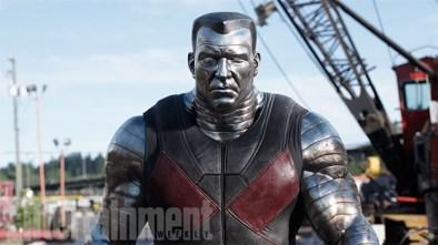 """Stefan Kapicic como Colossus en """"Deadpool""""."""
