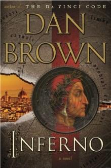"""Portada del libro """"Inferno"""", de Dan Brown."""