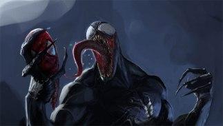 Ilustración de Venom.