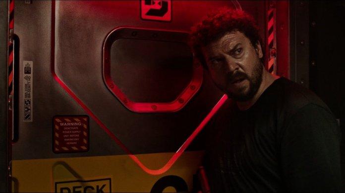 "Danny McBride es Tennessee en ""Alien: Covenant""."