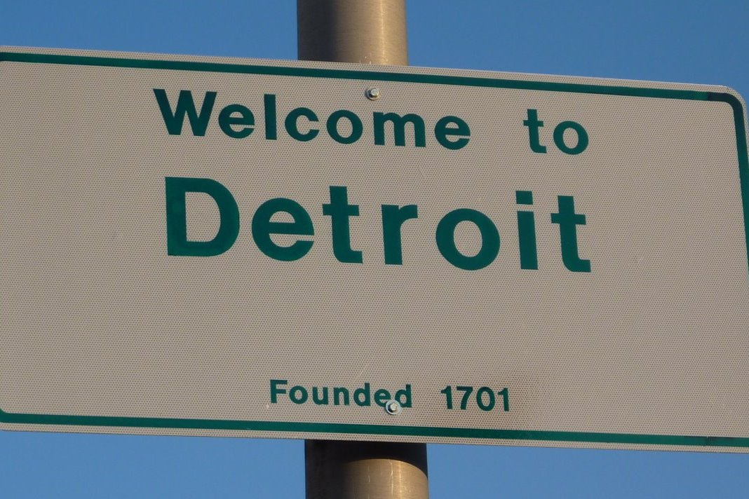 A city viewed through music: Detroit, Michigan, USA