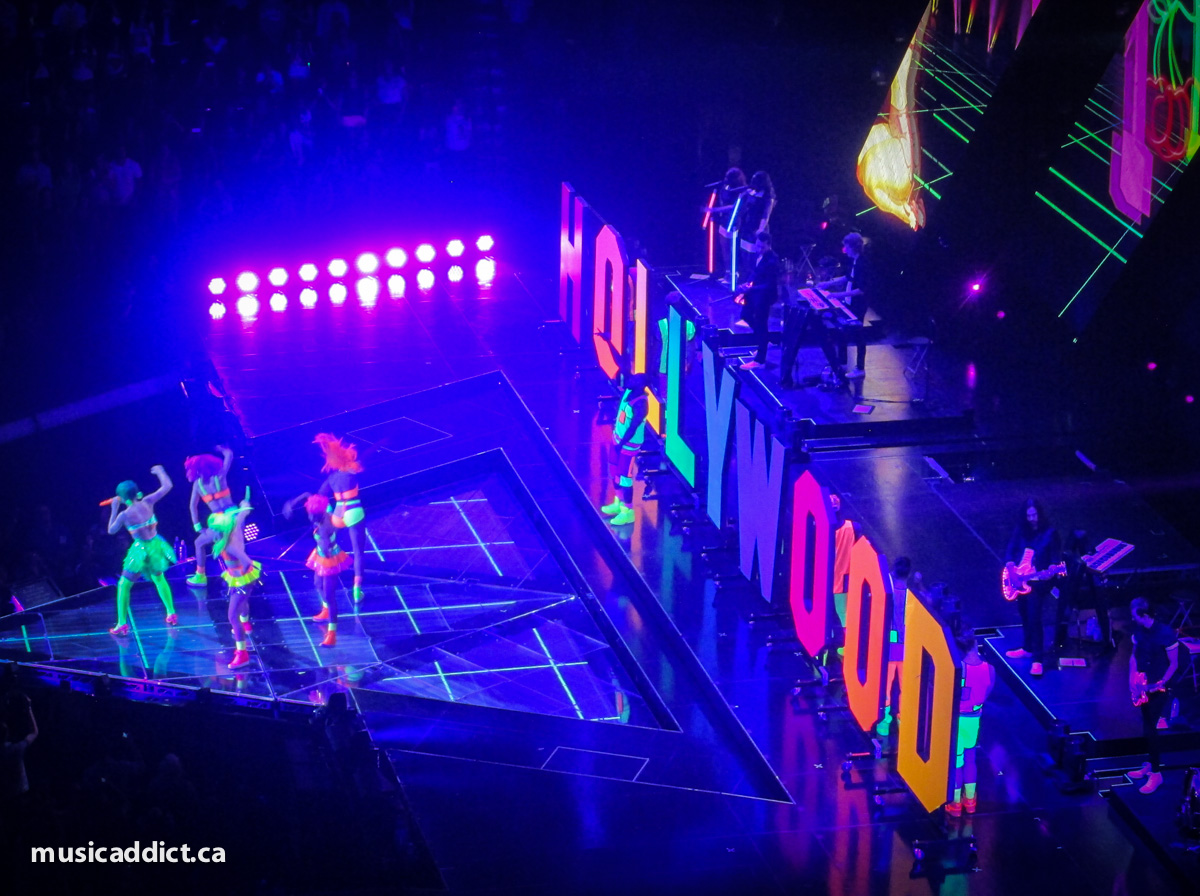 Concert Review - Katy Perry - Bell Centre, Montreal - July 15 2014