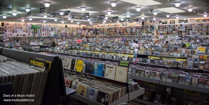Records, records, everywhere...