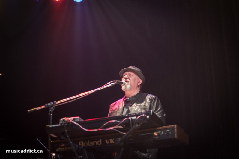 Bill Hubauer (Neal Morse Band Montreal February 25 2015 - Photo by Jean-Frederic Vachon)