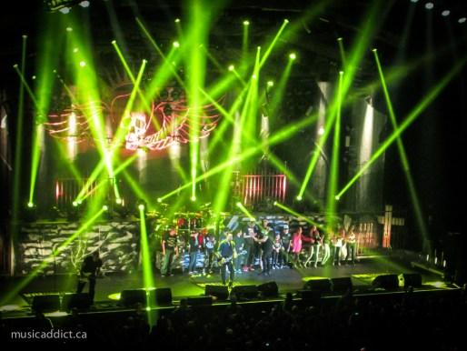 Volbeat - Montreal May 15 2015
