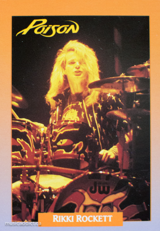 Rikki Rockett. We'll give him props for the name.
