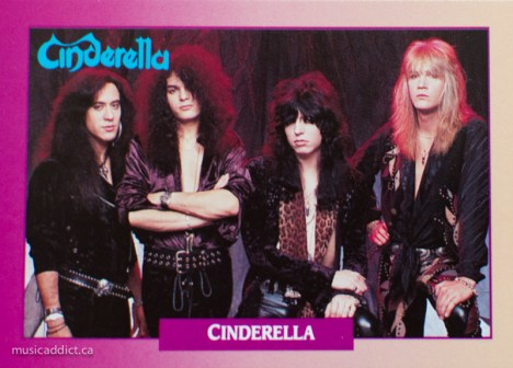 Cinderella rookie card?