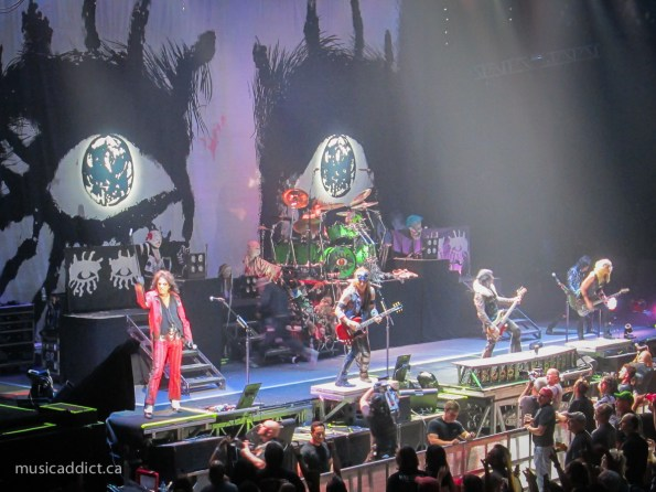 Alice Cooper - August 24, 2015 (photo by Jean-Frederic Vachon)