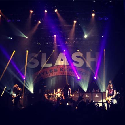 Slash - Montreal September 24 2015. Photo by Veronique Bruneau