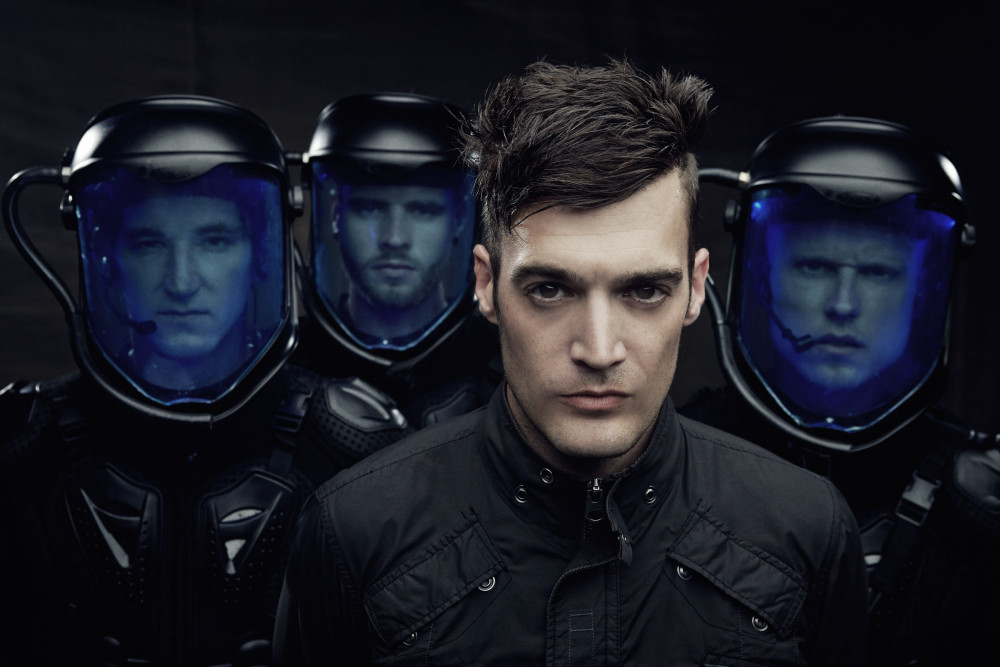 Interview with Dustin Bates of Starset