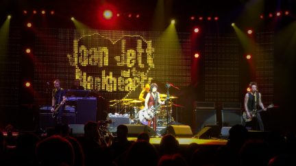 Joan Jett and the Blackhearts - Montreal, March 21st 2016