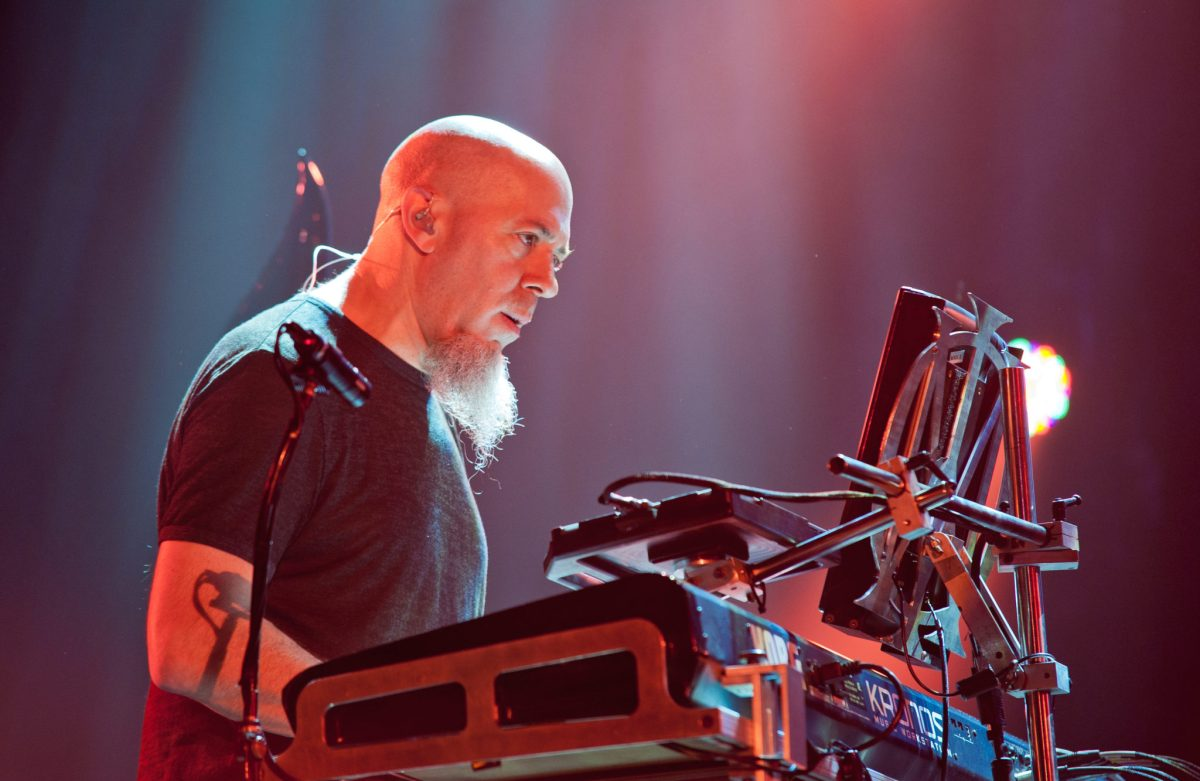 An interview with keyboard wizard Jordan Rudess