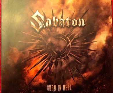 Sabaton - Burn in Hell