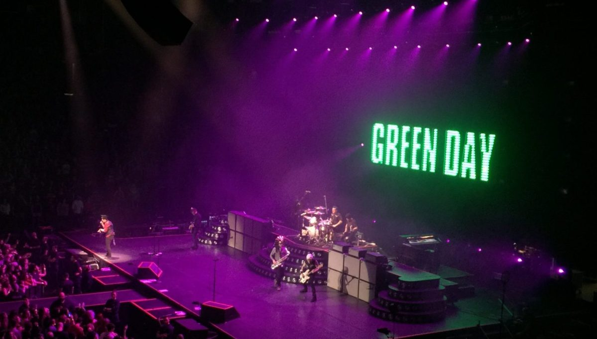 Concert review: Green Day - Bell Centre, Montreal - March 22nd 2017