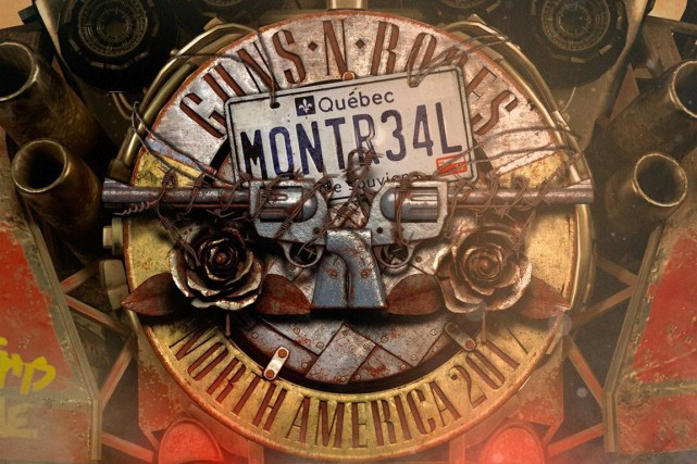 Concert review: Guns n' Roses - Montreal - August 19th 2017