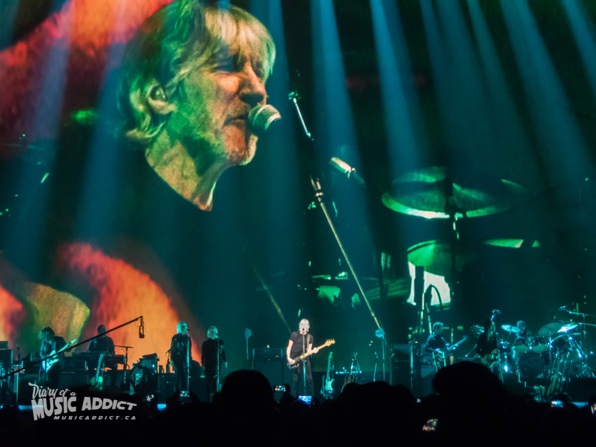 Concert review: Roger Waters - Bell Centre, Montreal - October 16 2017