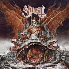 Album review: Ghost - Prequelle