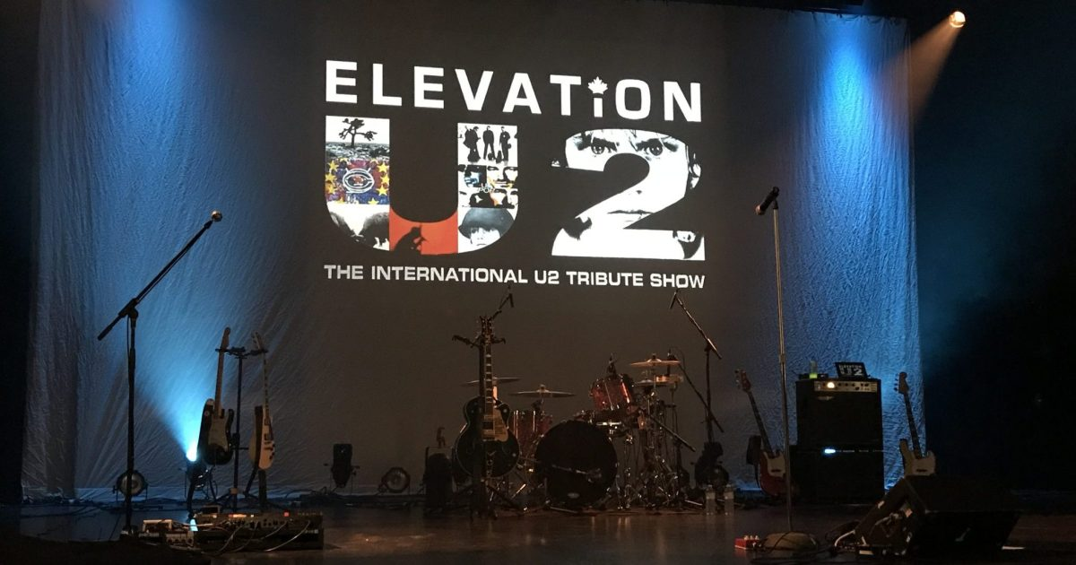 Concert review: Elevation - The International U2 Tribute Show