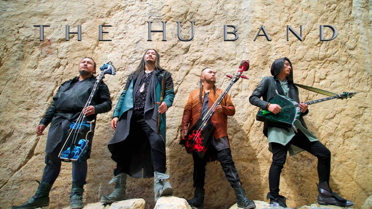 The Hu: Mongolian Throat Singing Metal at its finest