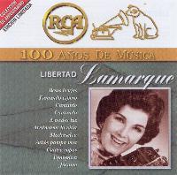 LAMARQUE LIBERTAD – 100 ANOS DE MUSICA (2 CDS)