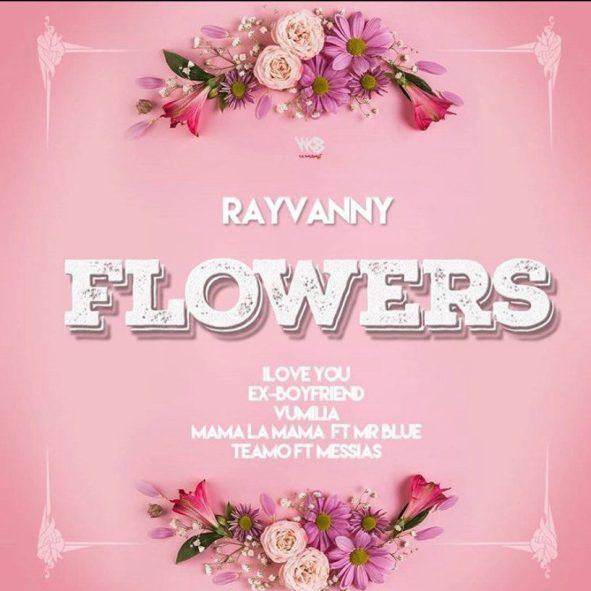 Rayvanny feat. Messias Maricoa - Teamo