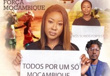 Euridse Jeque - Força Moçambique