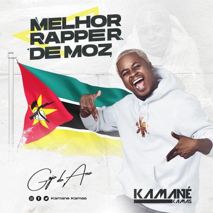 Kamané Kamas - Melhor Rapper de Moz