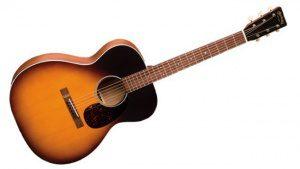 000-17 Whiskey Sunset da Martin Guitar