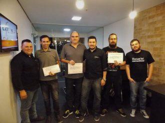 Entrega Certificados Prisma