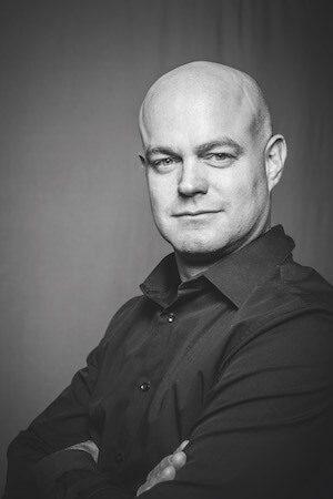 Robert Lauterwein, fundador e CEO