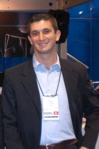 Luca Agazzi, gerente de vendas de exportação para a América Latina