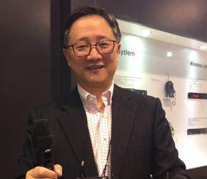 Dowson Yu, vice-gerente-geral da JTS