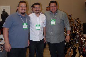 Equipe no Encontro (Sérgio no meio)