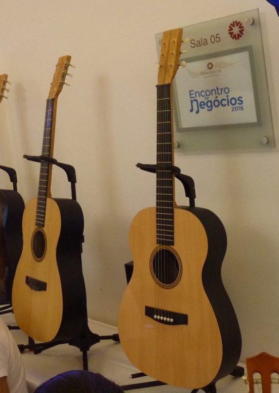 Os violões Route