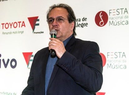 Gustavo Victorino (FOTO - Jackson Ciceri)