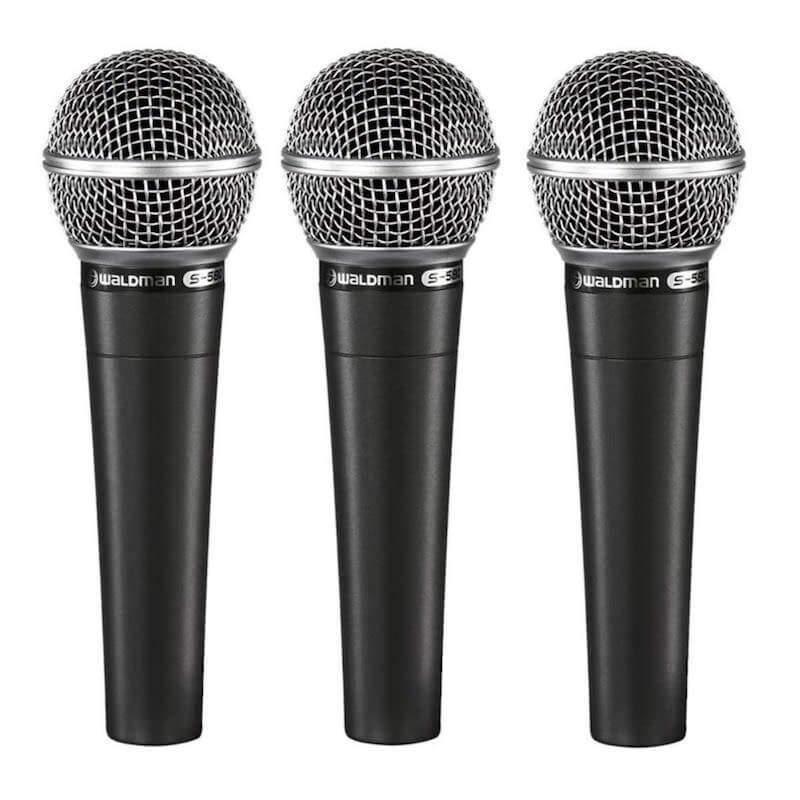 Microfone S-580