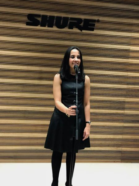 Priscila Berquó, gerente de M.I e Pro