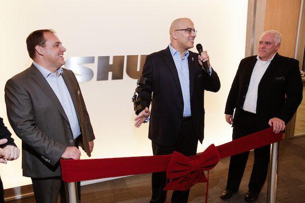 Mark Humrichouser, José Rivas e Ray Crawford
